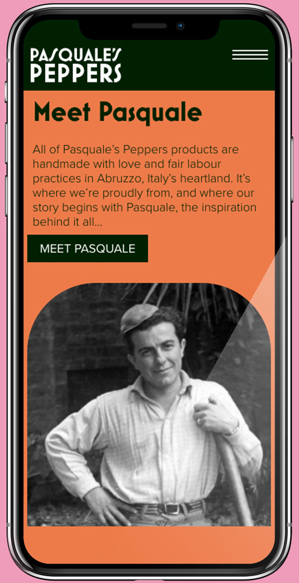 Pasquale's Peppers