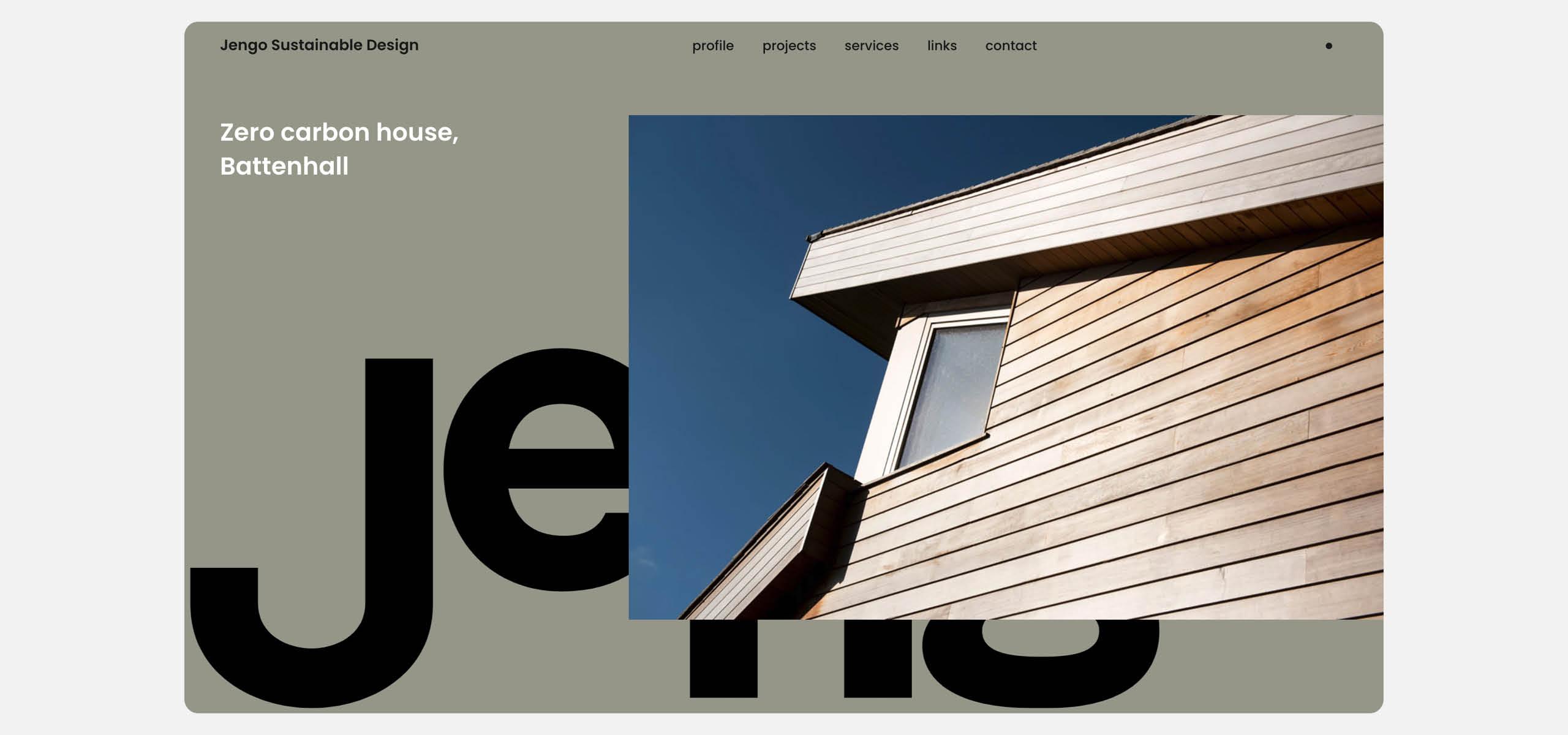 Jengo Sustainable Design